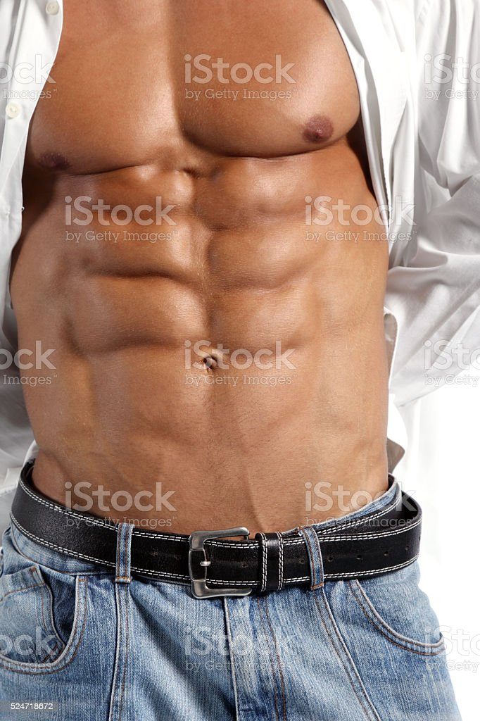 Eight pack stock photo