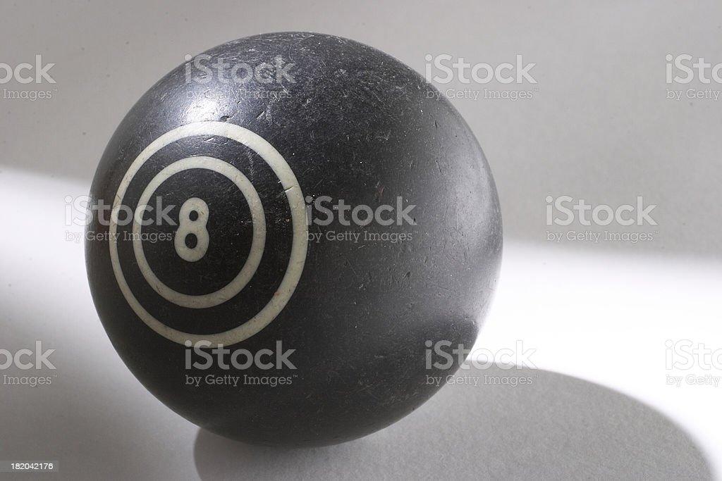 Eightball II stock photo