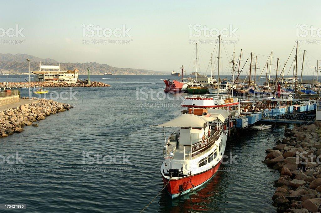 Eilat royalty-free stock photo