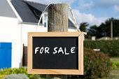 Ein Haus zum Verkaufen