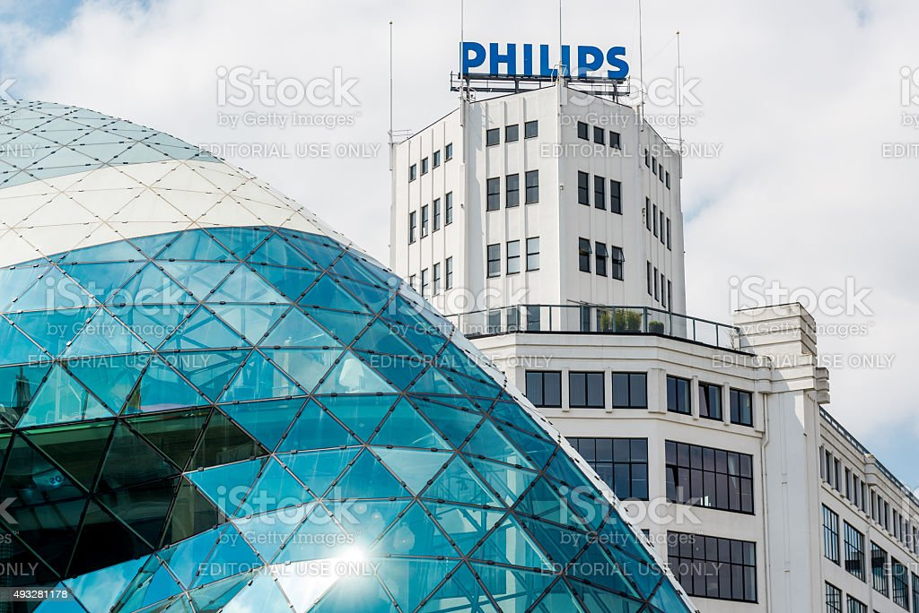 Eindhoven stock photo