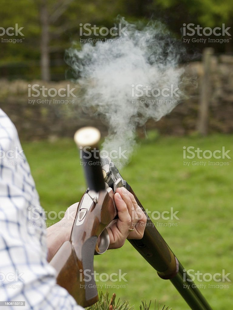 Ejection stock photo