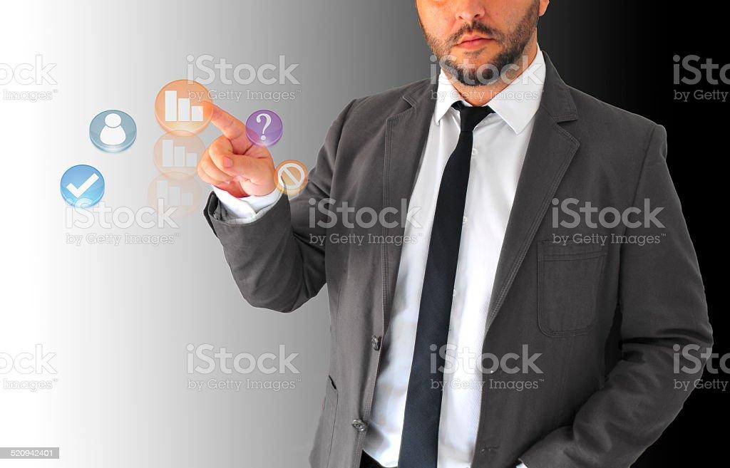 ejecutivo stock photo
