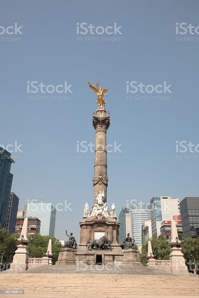 El Angel stock photo