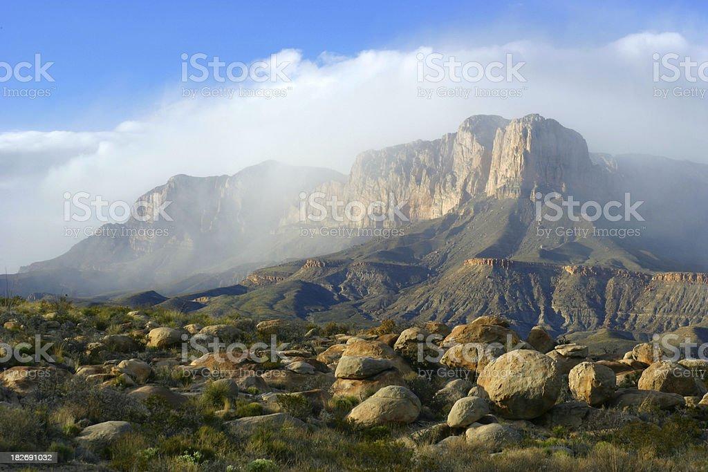 El Capitan royalty-free stock photo