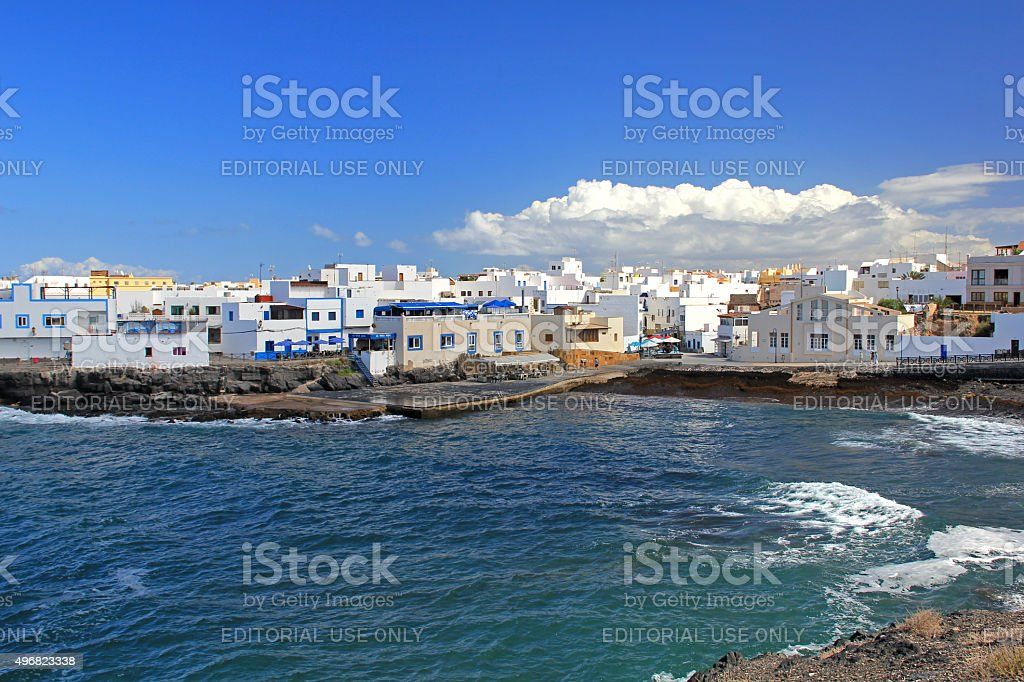 El Cotillo, Fuerteventura, Spain stock photo