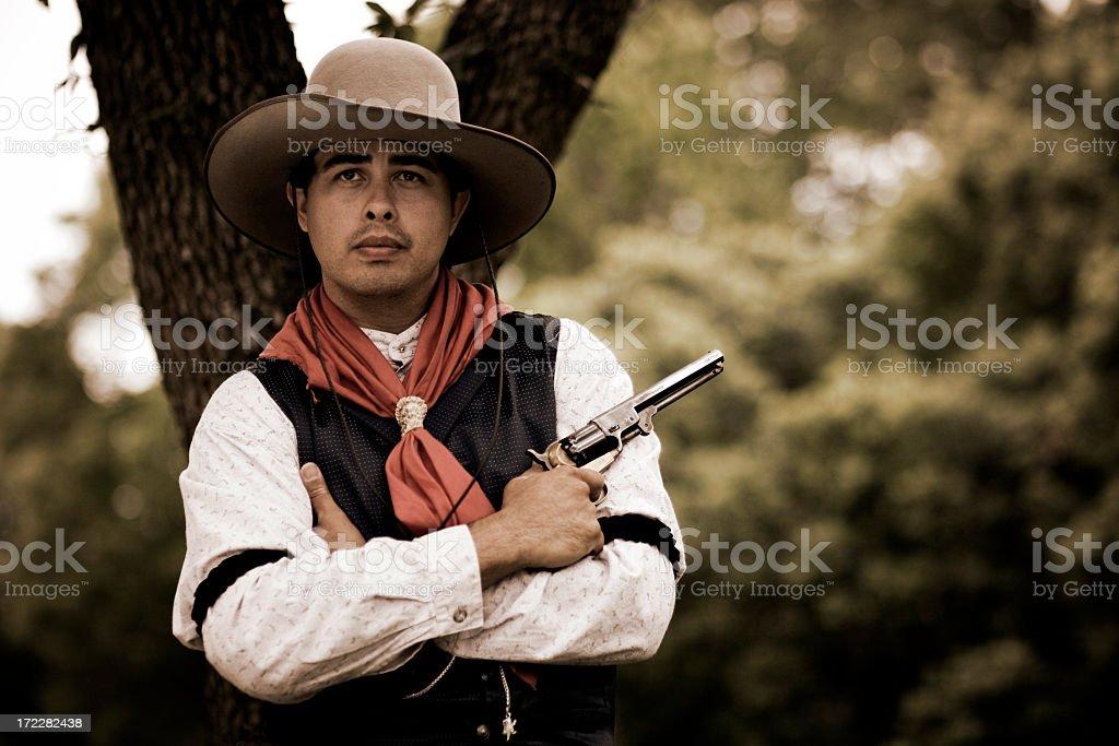 El Guapo royalty-free stock photo