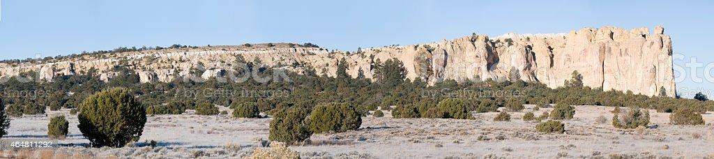 El Morro New Mexico stock photo