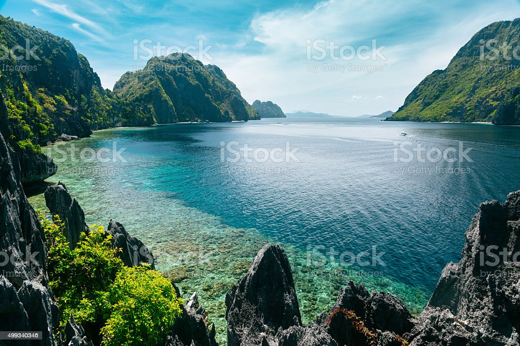 El Nido, Philippines stock photo