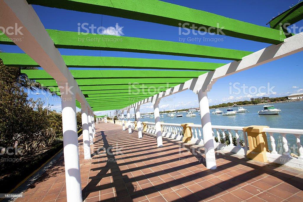 El Puerto de Santa Maria royalty-free stock photo