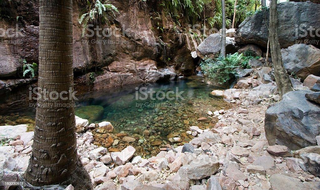 El Questro Gorge stock photo