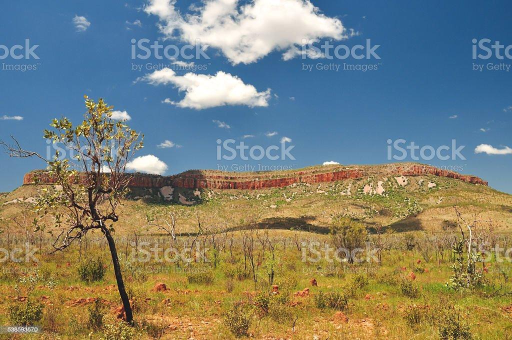 El Questro Scenery stock photo