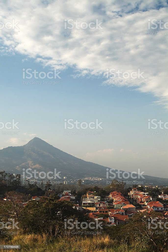 El Salvador royalty-free stock photo