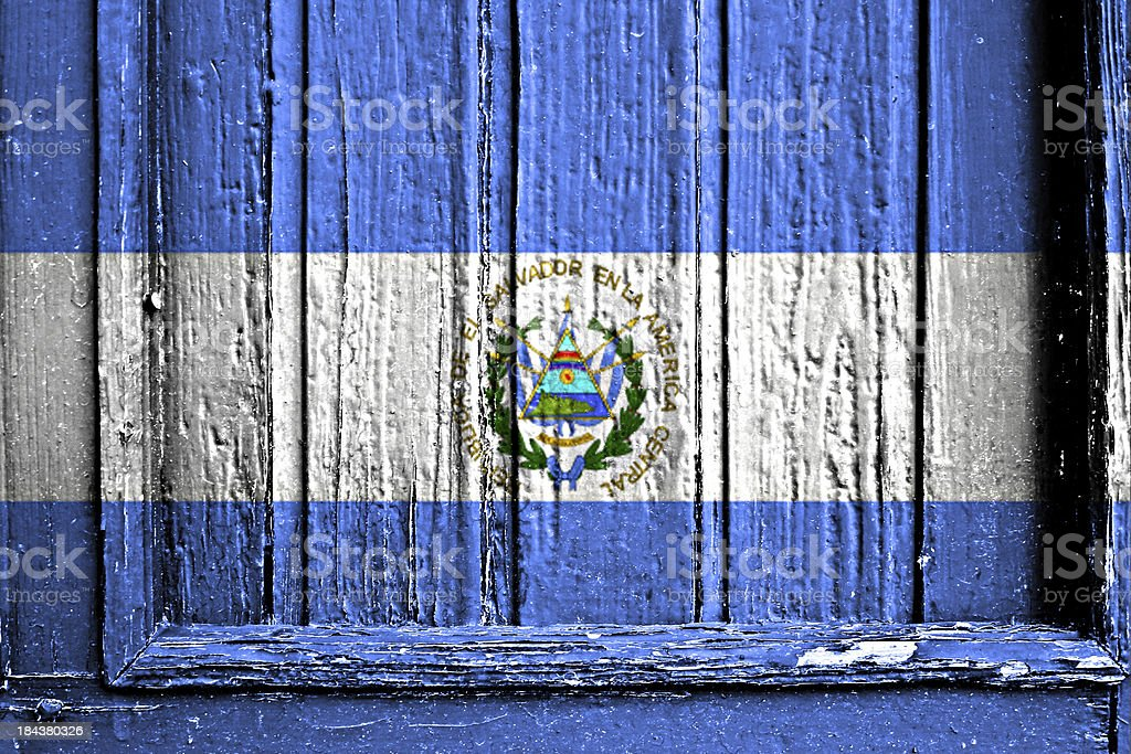 El Salvador stock photo