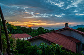 El Salvadorian Sunrise