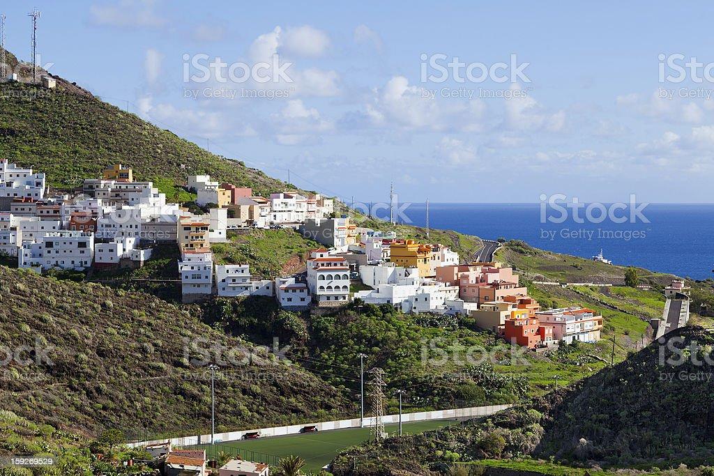 El Suculum Village, Tenerife, Spain stock photo
