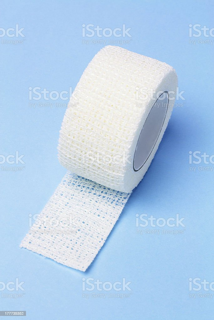 Elastic Medical Bandage stock photo