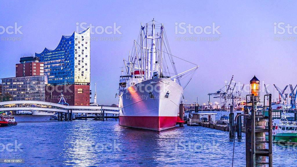 Elbphilharmonie  Hamburg stock photo