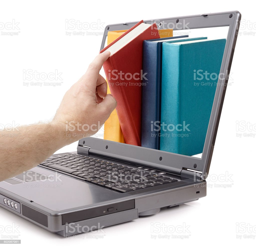 e-learning stock photo