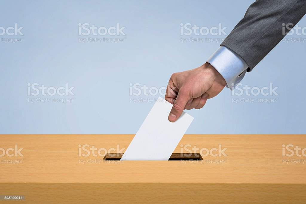 Election stock photo