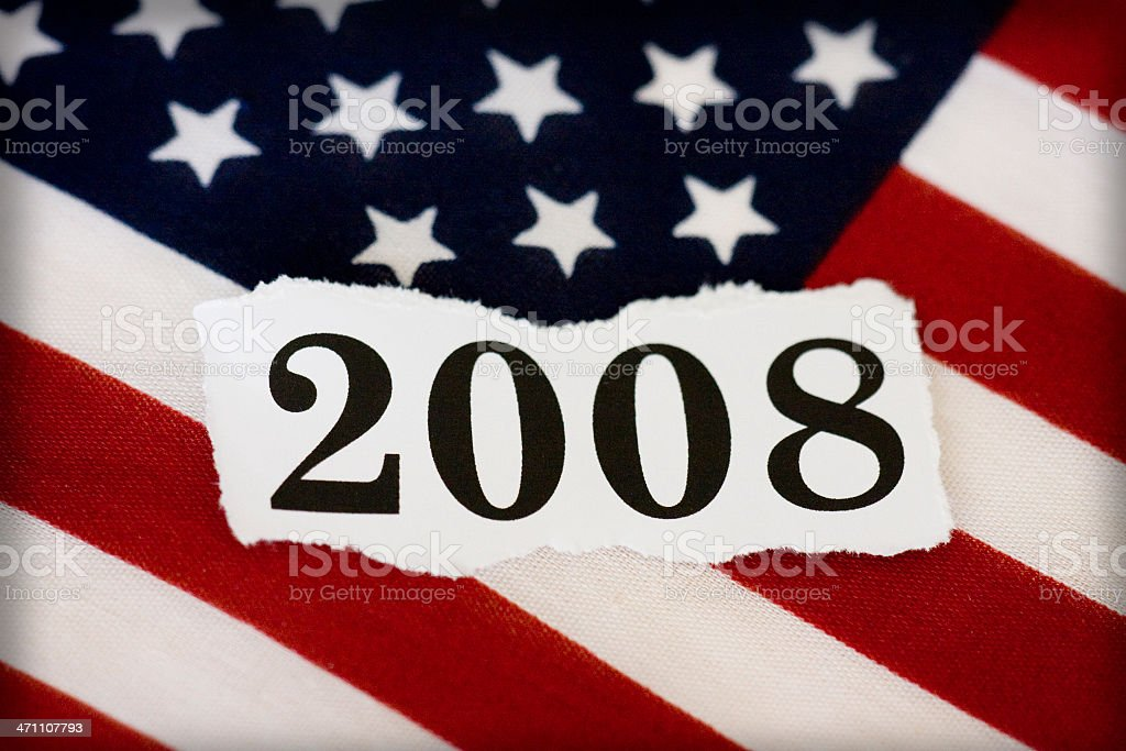 election year royalty-free stock photo