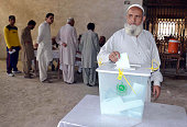 Elections for seats of the Azad Jammu and Kashmir (AJK)