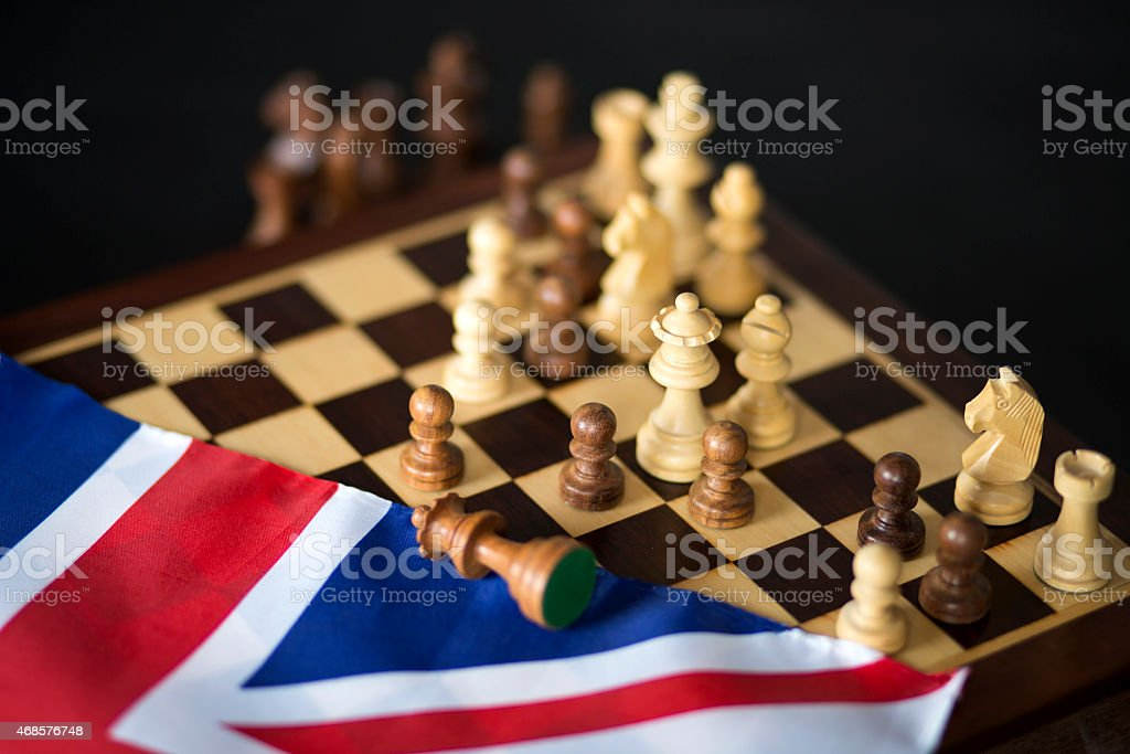 UK Elections? stock photo