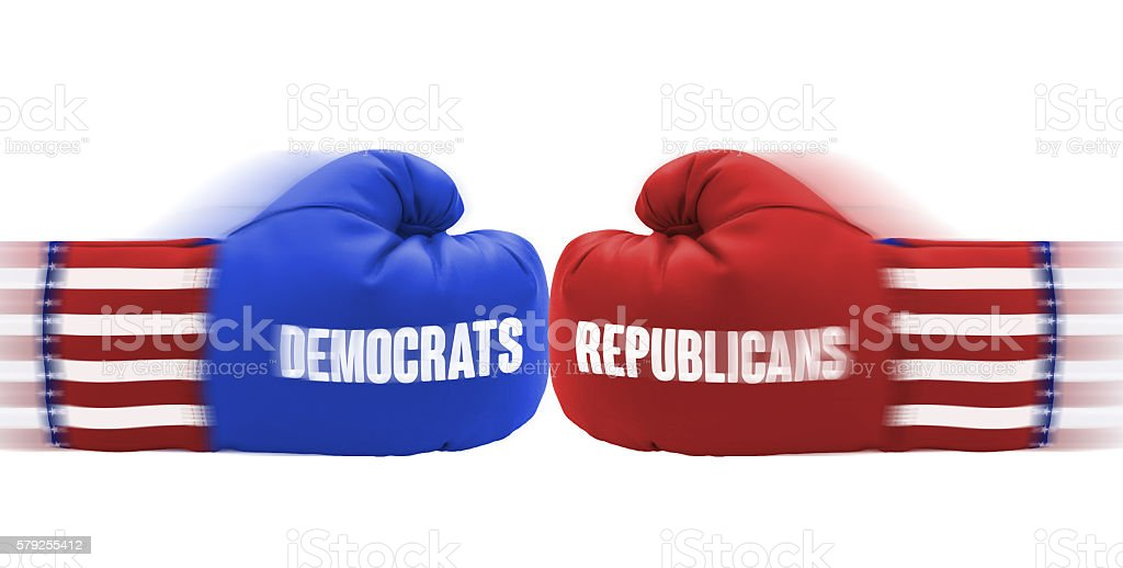 US Elections stock photo