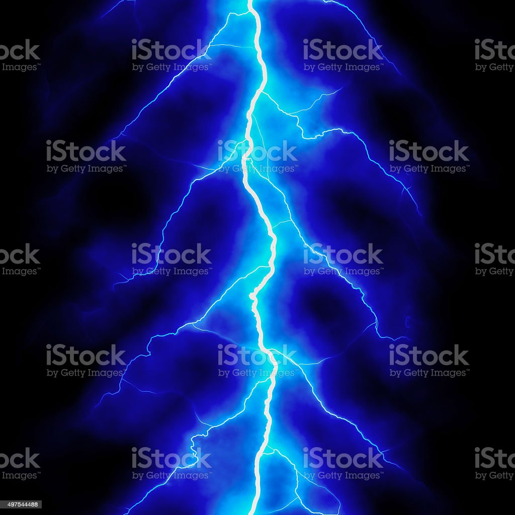Electric lighting, abstract background stock photo