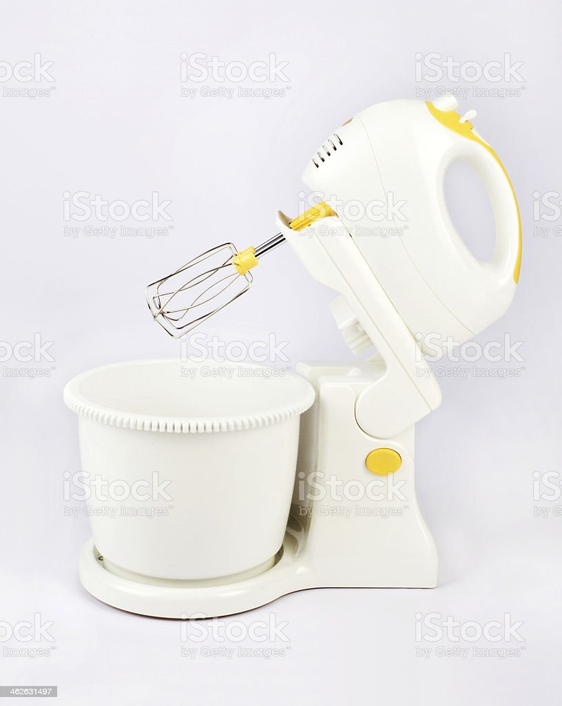 Electric Mixer (Click for more) royalty-free stock photo