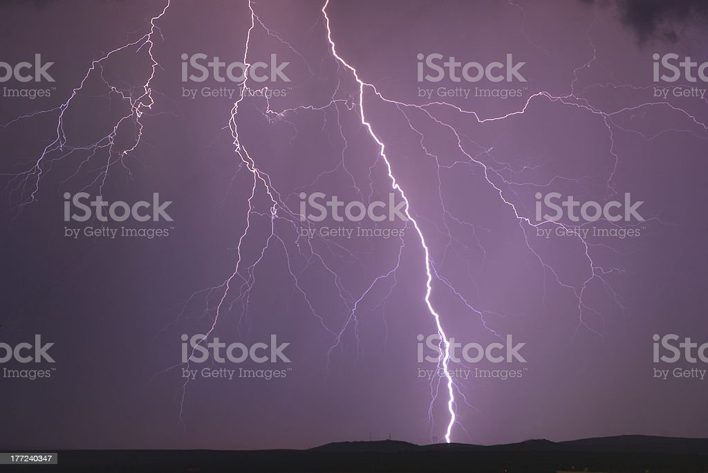 Electric royalty-free stock photo