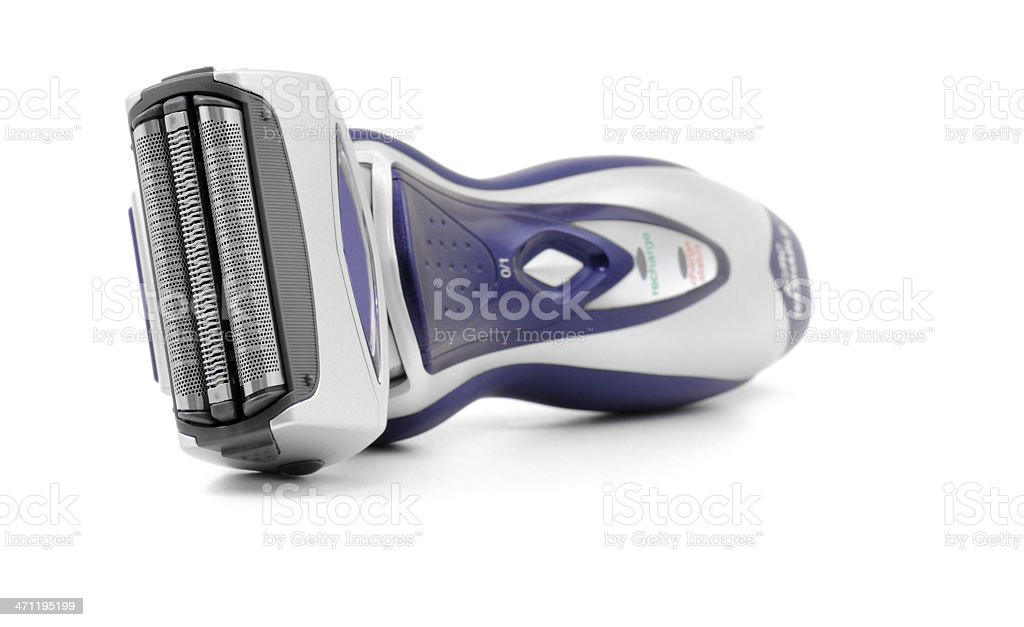 Electric Shaver royalty-free stock photo