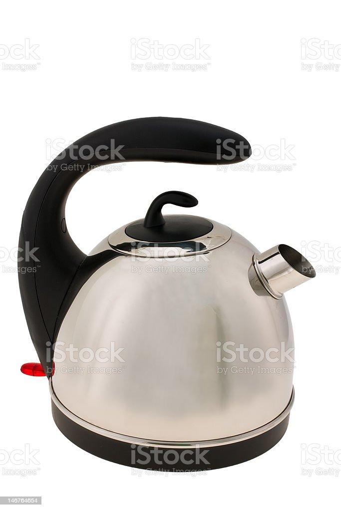 electric teapot royalty-free stock photo