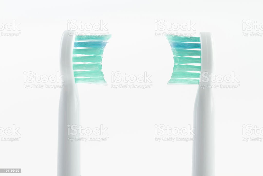 electric toothbrush royalty-free stock photo