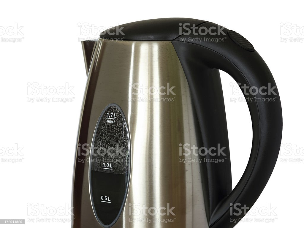 Electric water boiler  (XXL) royalty-free stock photo