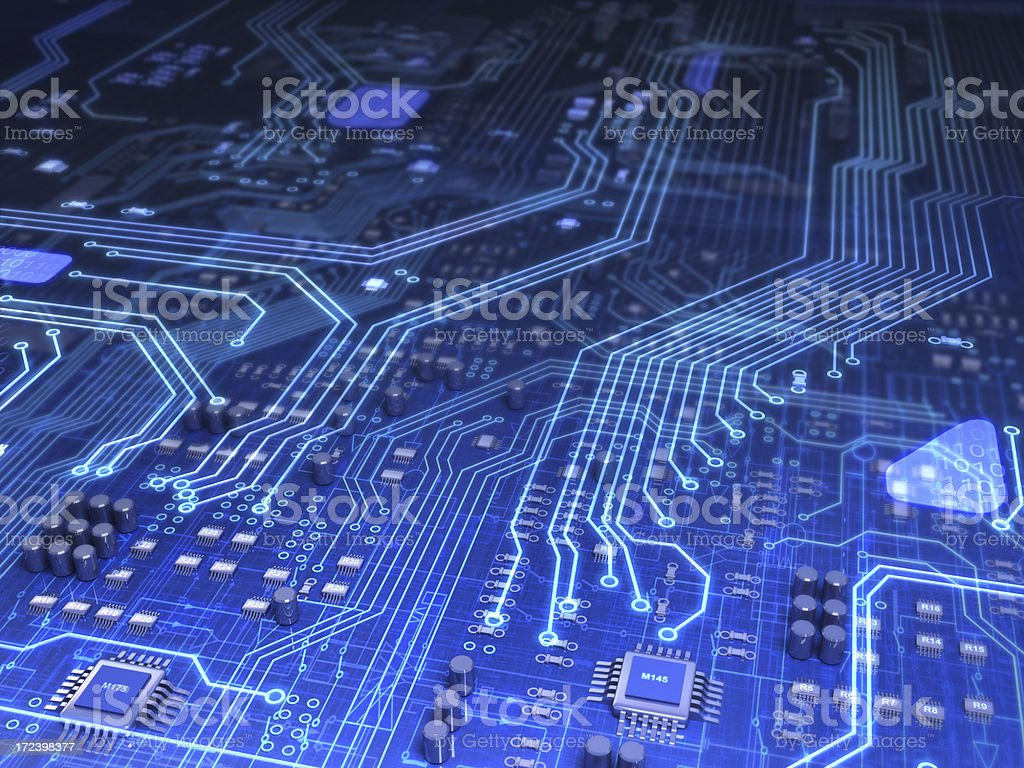 Electrical Equipment royalty-free stock photo