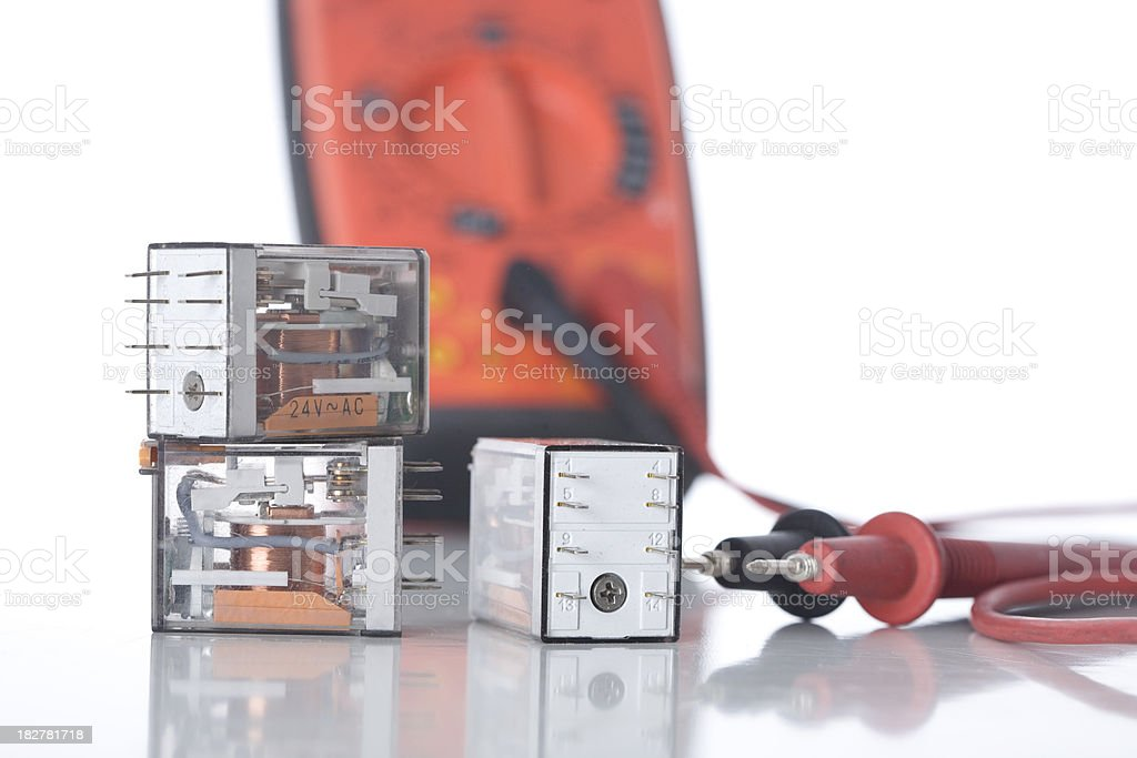 Electrical Equipment stock photo