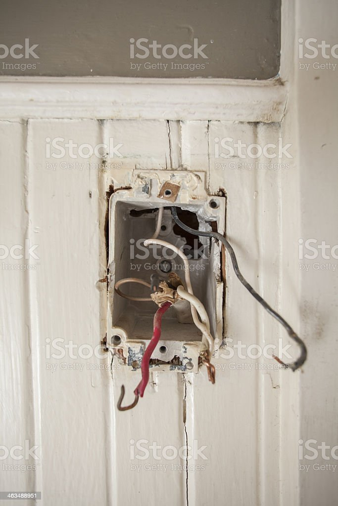 Electrical stock photo