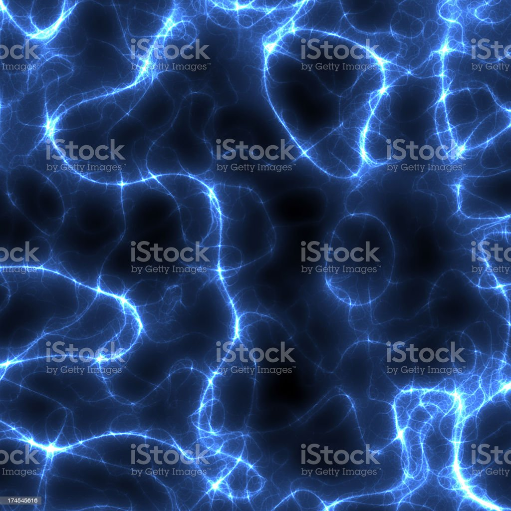Electricity / Lightning Background stock photo
