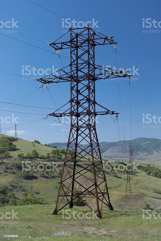 Electricity Lizenzfreies stock-foto
