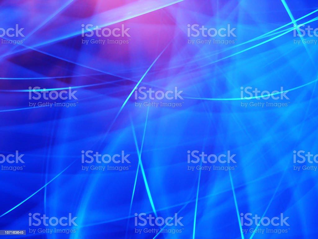 Electron Blue 02 royalty-free stock photo