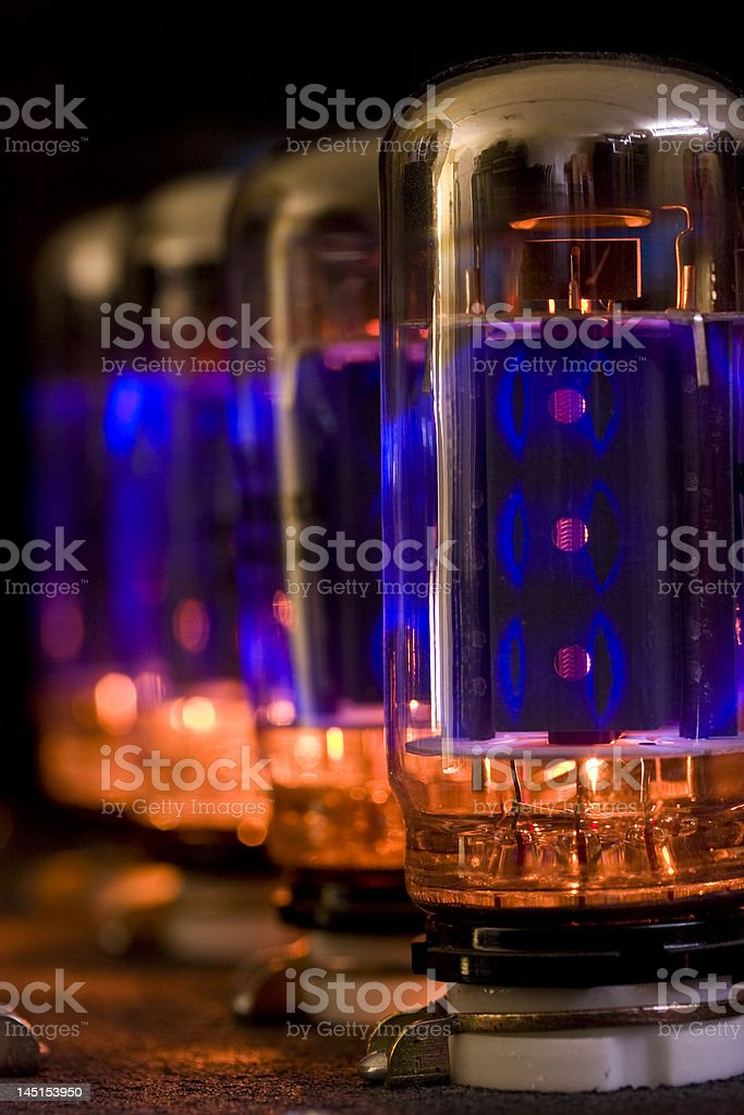 Electron Tube royalty-free stock photo