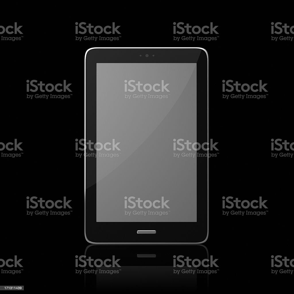 Electronic Book Reader XL stock photo