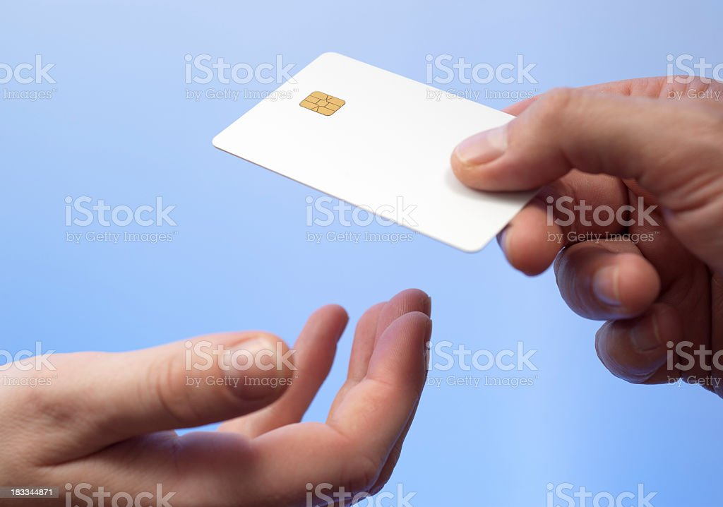electronic cash royalty-free stock photo