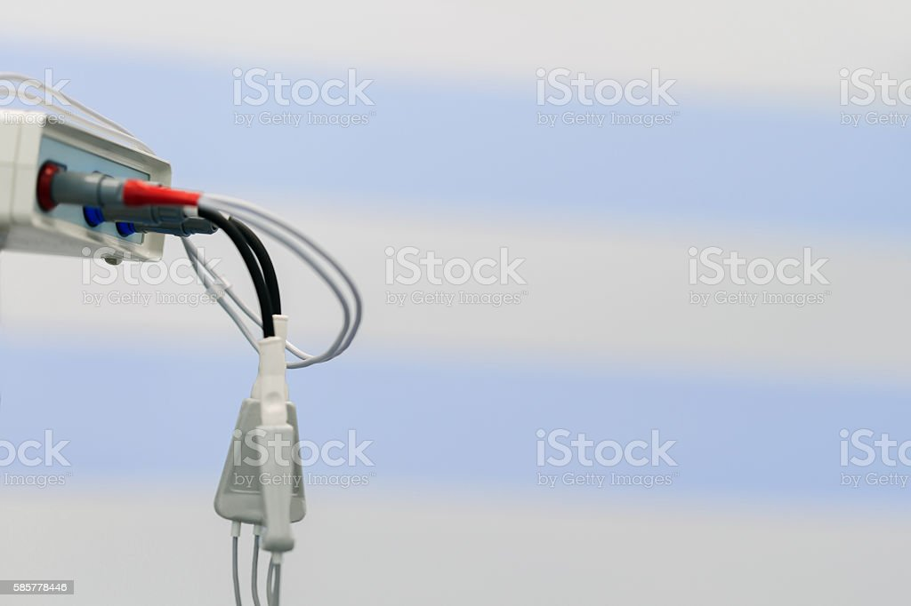 Electronic device stock photo
