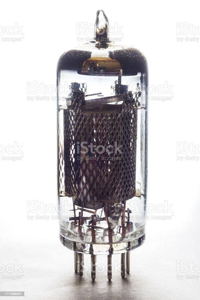 Electronic valve stock photo