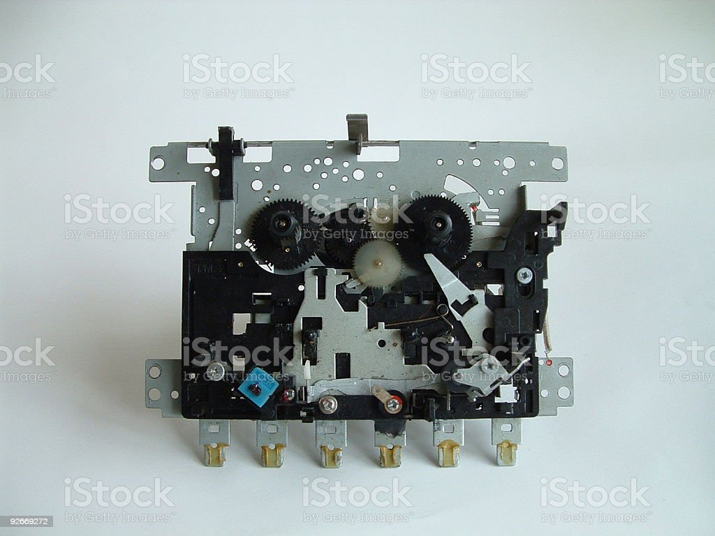 electronic1 stock photo