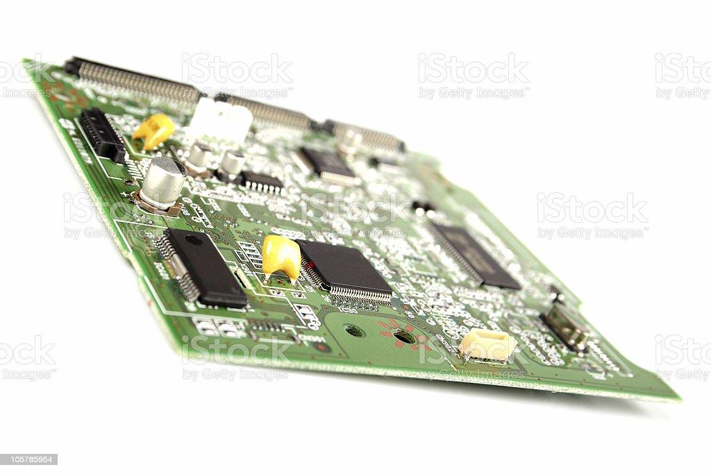 Electronics Close Up royalty-free stock photo