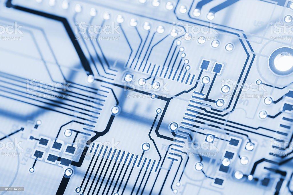 Electronics Detail royalty-free stock photo
