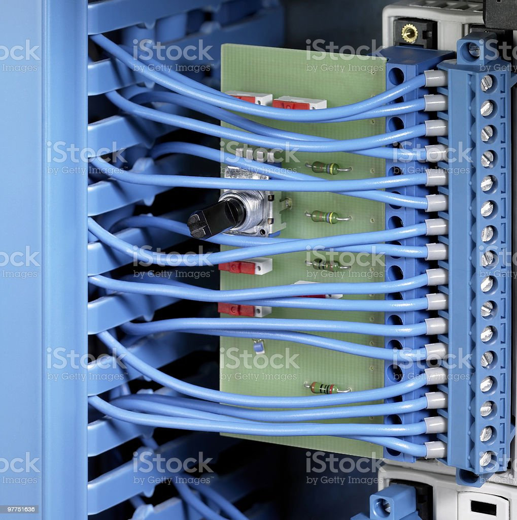 electronics detail royalty-free stock photo